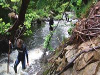 Navigating the riverbed