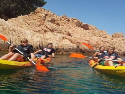 Naturescapes Costa Brava  Kayaks