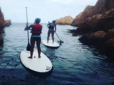 Naturescapes Costa Brava  Paddle Surf