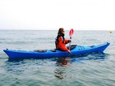 Land and Wave Kayaking