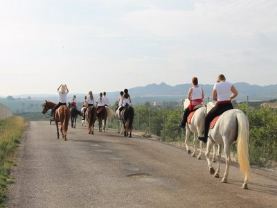 Riding Route Near Torrevieja, 30 Minutes