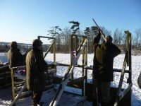 We offer various shooting disciplines