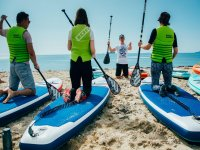 Paddleboarding sessions