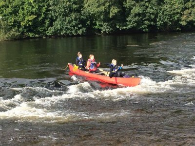 Life Changing Activities Canoeing