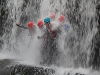 Life Changing Activities Canyoning