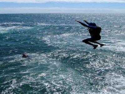 Llyn Adventures Coasteering