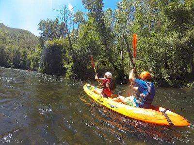 3h Sil River Descent in Canoe, León