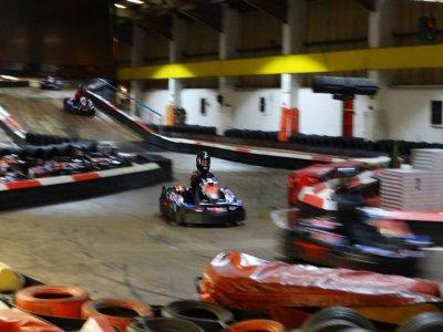 XUK Activity Summer Camp Karting