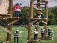 Aerial Adventure course
