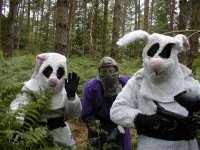 Bunny snipers