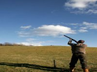 Simulated game shooting events