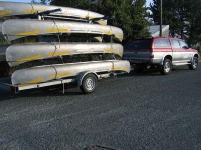 Adventure Camps Canoeing