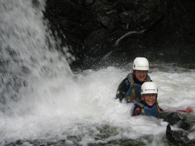 Adventure Camps Canyoning