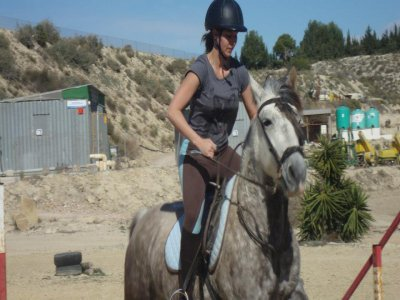 1-Hour Private Horse Riding Class in Torrevieja