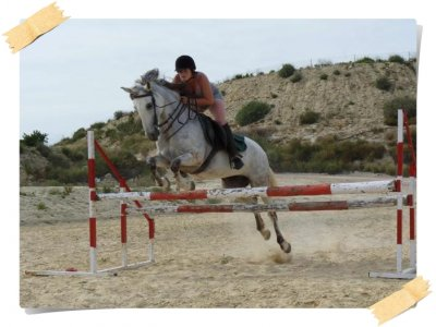 Riding class Torrevieja area 30 minutes