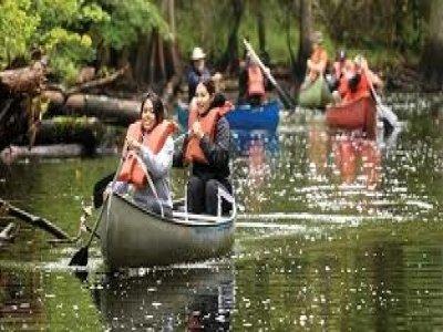 Rock Steady Adventure Canoeing