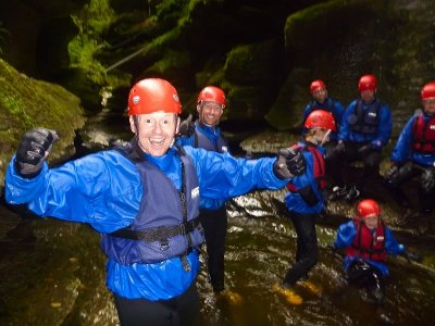 Rock Steady Adventure Canyoning