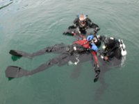 Rescue diving courses