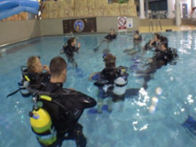 In Deep Dive Centre