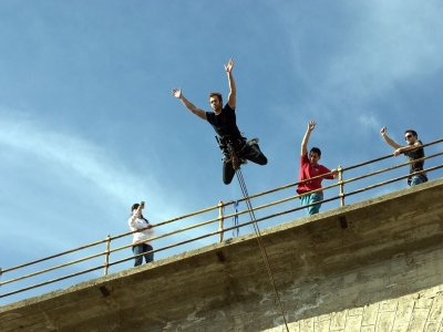 SPECIAL OFFER: Bungee Jumping in Madrid