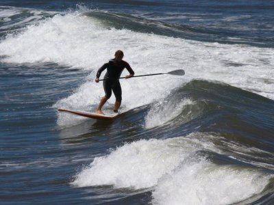 Kite-Kit Stand Up Paddle Boarding