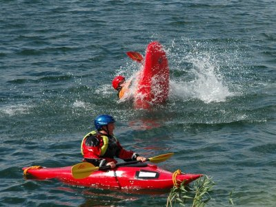 Nemes Diving and Water Sports Academy Canoeing