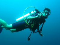 Practice your skills with open water dives