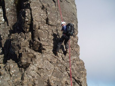 S D Adventures Abseiling
