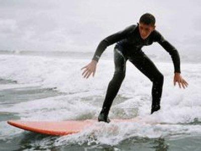 Breakout Adventure Surfing