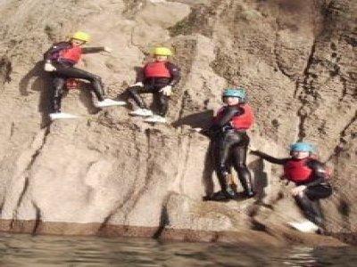 Breakout Adventure Coasteering