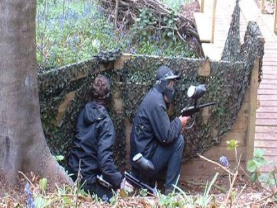 Max Events Paintball