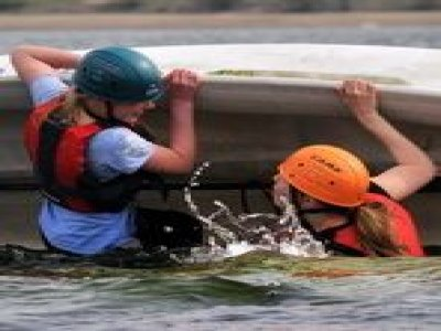 Chasewater Outdoor Education Centre Canoeing