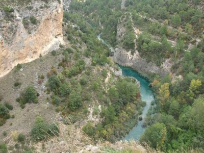 ATB guided route in the upper Tajo