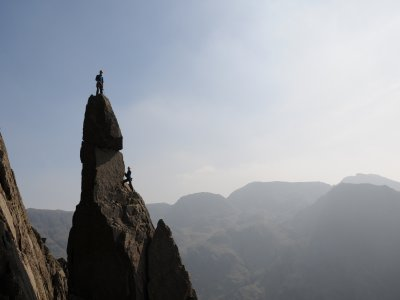 Mountain Momentum Climbing