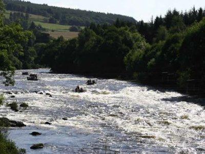 Splash White Water Rafting Kayaking