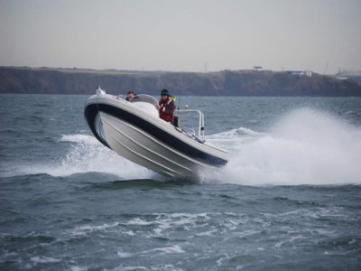 Oxwich Watersports Powerboating