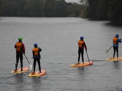 Splash White Water Rafting Paddle Boarding