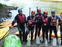 Our amazing clients always happy at Splash White Water Rafting