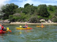 Kayak round Brownsea Island