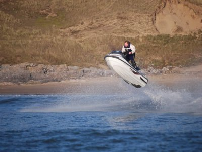 Oxwich Watersports Jetskiing