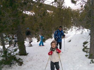 Guiasmontana Raquetas de Nieve