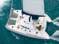 Our luxury 44ft Catamaran