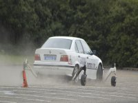 Car Controlon the track