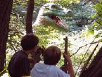 Dinosaur Adventure Amusement Parks