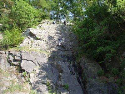 Longrigg Residential Centre Climbing