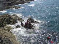 exploring the coast