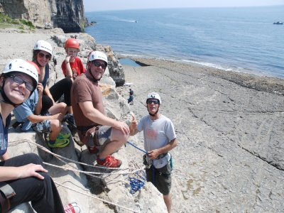 Cumulus Outdoor Events Abseiling
