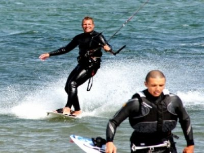 KA Kitesurfing Kitesurfing