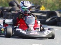We provide racing overalls and crash helmets