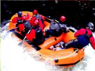 Fforest Rafting